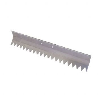 "Kraft Tools Replacement Aluminium Concrete Rake Head 20""x5"" (508mmx127mm)"